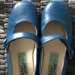 Other - Blue classic kids shoes from Spain
